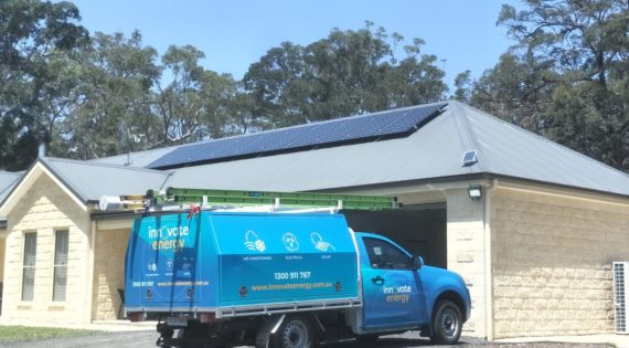 Your local team for all your solar, air conditioning and electrical needs