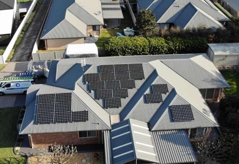 Solar installation batemans bay