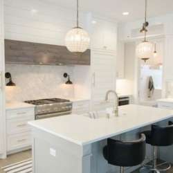 Electrical services - kitchen reno lighting